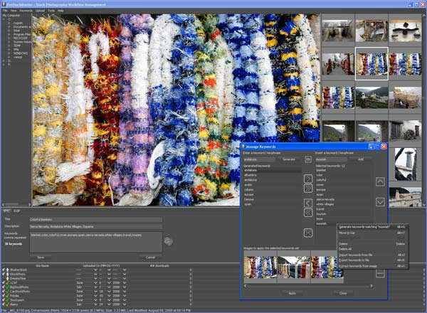 prostockmaster screen capture